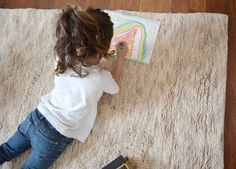 Mix Collection Lorena Canals #washablerugs #lorenacanals #rugs #kidsdecoration #machinewashablerugs