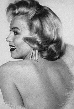 "Marilynby Frank Powolny;1953 ""Gentlemen Prefer Blondes"""