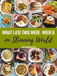 Slimming Eats - Delicious Slimming World and Weight Watchers Recipes astuce recette minceur girl world world recipes world snacks Slimming World Menu, Slimming World Recipes Syn Free, Slimming Eats, Low Fat Diets, Daily Meals, Food Diary, Weight Watchers Meals, Meals For The Week, Overnight Oats