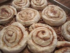 Cinnamon Pecan Sticky Rolls | Northwest Sourdough - Sourdough Bread Baking Courses