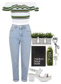 """""""Untitled #1315"""" by mel5-973 ❤ liked on Polyvore featuring MSGM, Topshop, NARS Cosmetics, Dinks, Torre & Tagus and Paul Smith"""