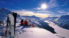 Картинки по запросу альпы зимой