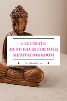 9 Ultimate Must-Haves for your Meditation Room. 9 Ultimate Must-Haves for your Meditation Room Guided Meditation, Meditation For Anxiety, Meditation Corner, Meditation For Beginners, Meditation Techniques, Meditation Space, Chakra Meditation, Mindfulness Meditation, Meditation Scripts
