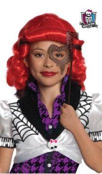 Peluca Monster High Operetta™ niña