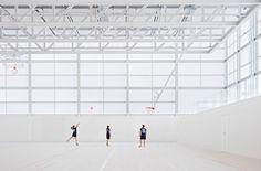 Galería de Pabellón Polideportivo y Aulario Universidad Francisco de Vitoria / Alberto Campo Baeza - 11