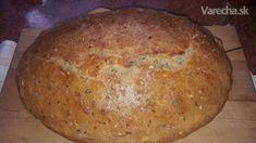 Domáci chlebík bez miesenia