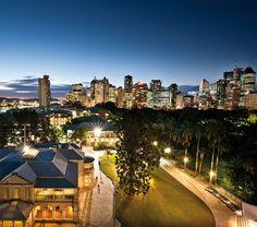 Queensland Brides: City Weddings - Brisbane City Locations - Room Three Sixty