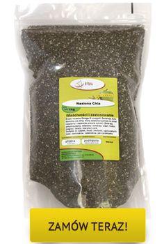 Nasiona chia zastosowanie Omega 3, Clean Eating, Health, Food, Eat Healthy, Healthy Nutrition, Health Care, Essen, Meals