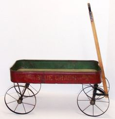 87 Best Vintage Wagons Images Beach Cart Kids Wagon Toy Wagon