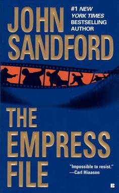 John Sandford - The Empress File