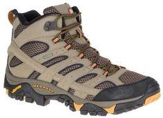 quality design 6d906 8d950 Merrell Mens Moab 2 Mid GORE-TEX Hiking Boot Botas De Senderismo Gore Tex,