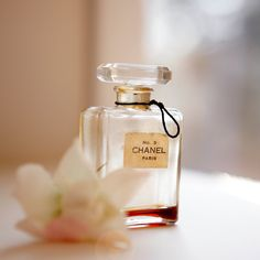 vintage chanel perfume bottle... For Claire