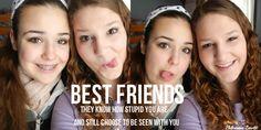 best friends #besties #cutefaces #lol