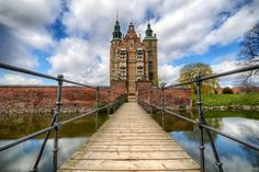 Rosenborg Castle, Copenhagen from Nomadic Pursuits - HDR travel photography by Jim Nix