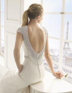 ONE1 bridal's Eloisa wedding dress.