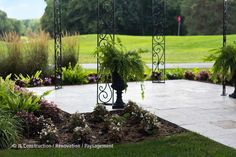 Golf - Pavé-uni - Aménagement paysager, paysagement 450 983-6661  info@jl-paysagement.com  jl-paysagement.com Info, Accounting, Sidewalk, Golf, Lawn, Landscape Fabric, Landscape Planner, Patio, Walkways