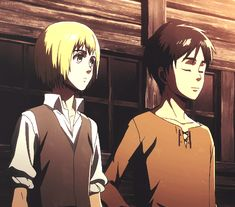 """We're both from Shiganshia."" Eremin"