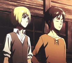 """We're both from Shiganshia."" Eremin"
