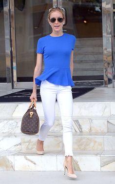 Kristin Cavallari London May 1 2013 | Star Style - Celebrity Fashion