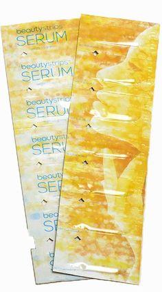 Beautystrips serum van FGXpress voor een 100% natuurlijke huidverzorging in combinatie met het FGXpress Beautystrips masker.