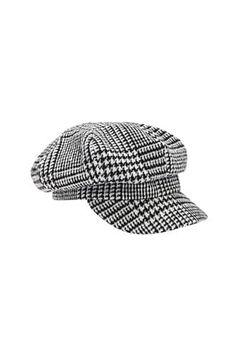 Glen Plaid Cabby Hat Chauffeur De Taxi 717310dc5bdc