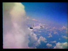 High Flight KSAT TV sign off