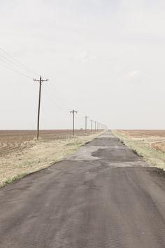 """""""We're on a road to nowhere"""""""