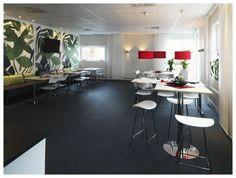 #now #corporate #cafeteria #boras #sweden #bolon #interiordesign #design