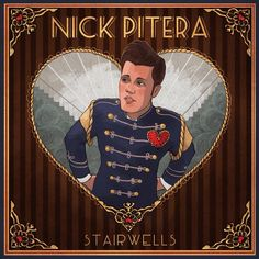 Cover art for Stairwells - Nick's all-original EP