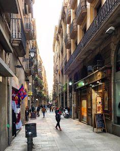 🌈El Raval - Barcelona Barcelona City, Street View, Instagram, Tents