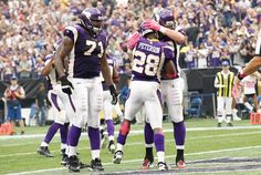 Minnesota Vikings, Adrian Peterson sports pink RockTape for breast cancer awareness month    www.rocktape.com