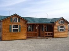 Amish Cabins and Cabin Kits - Amish Made portable cabins, Shepherdsville, KY