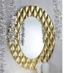 Зеркало 649.00.204, gold на 360.ru: цены, описание, характеристики, где купить в Москве. Бренд Joerger