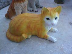 Kedi heykelleri Cats, Animals, Gatos, Animales, Animaux, Animal, Cat, Animais, Kitty