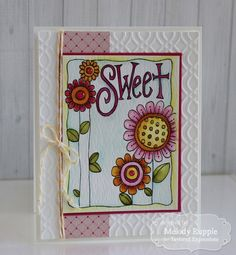 Sweet by Melody Rupple