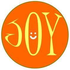 ...joy...