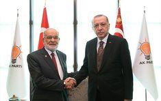 'Erdoğan Saadet Partisi'ne 2 bakanlık vaat etti' iddiası- Güncel Haber | Güncel Haberler