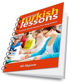 Beginner Turkish Lessons 1 is the first part of a practical Turkish language course book for beginner Turkish language learners who want to study Turkish through speaking, listening, reading and writing as well as grammar and vocabulary.  Beginner Turkish Lessons 1 covers 12 units including introduc