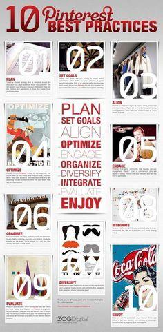 Pinterest Best Practices
