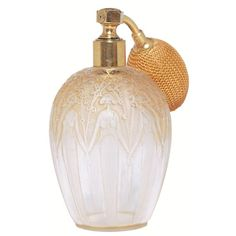 perfume bottles | 532: Rene Lalique perfume bottle
