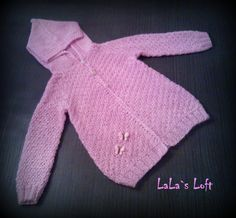 Soft and sweet jacket Yarn Projects, Pullover, Crochet, Sweet, Sweaters, Jackets, Fashion, Candy, Down Jackets