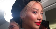 """Minnie Mouse"" Meets ""Korean Nobility"" Backstage at Chanel Resort"