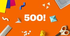 I just made 500 sales. Very humbled and grateful for the support! http://etsy.me/2hYiPqD #etsy #handmade #hadeda #etsyfinds #etsygifts