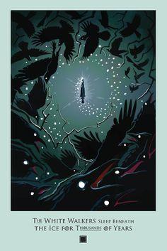 More Game Of Thrones Beautiful Death Art - Design - ShortList Magazine