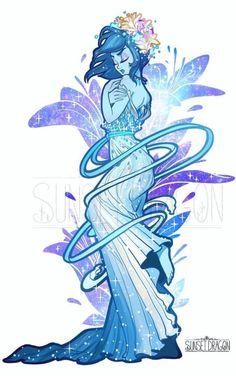 Lapis I love you!!  {Lapis Lazuli Fanart}