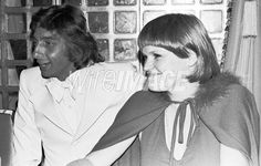 barry manilow latest images | Barry Manilow and Linda Allen...