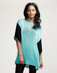 Totally Tunic - wool and the gang