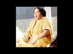 Smt Roshan Ara Begum Raga Aiman (Yaman)