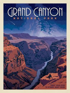 Grand Canyon National Park: Star Gazing | Anderson Design Group