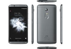 ZTE Axon 7 64 GB Grau Dual SIM